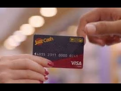 Jazz cash new offer visa debit card