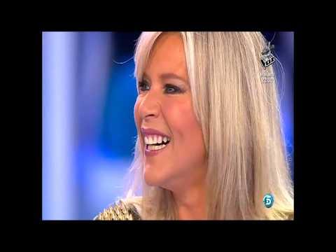 Samantha Fox - Hay una Cosa que te Quiero Decir - Interview Spanish tv