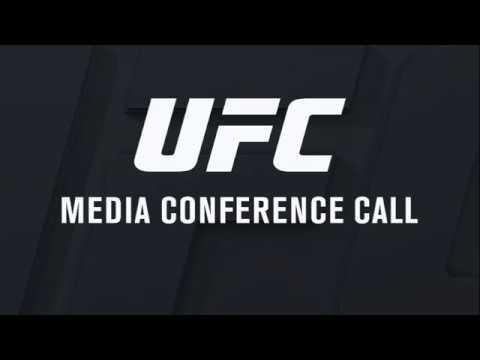 UFC 217: Media Call with Garbrandt, Dillashaw, Jedrzejczyk and Namajunas