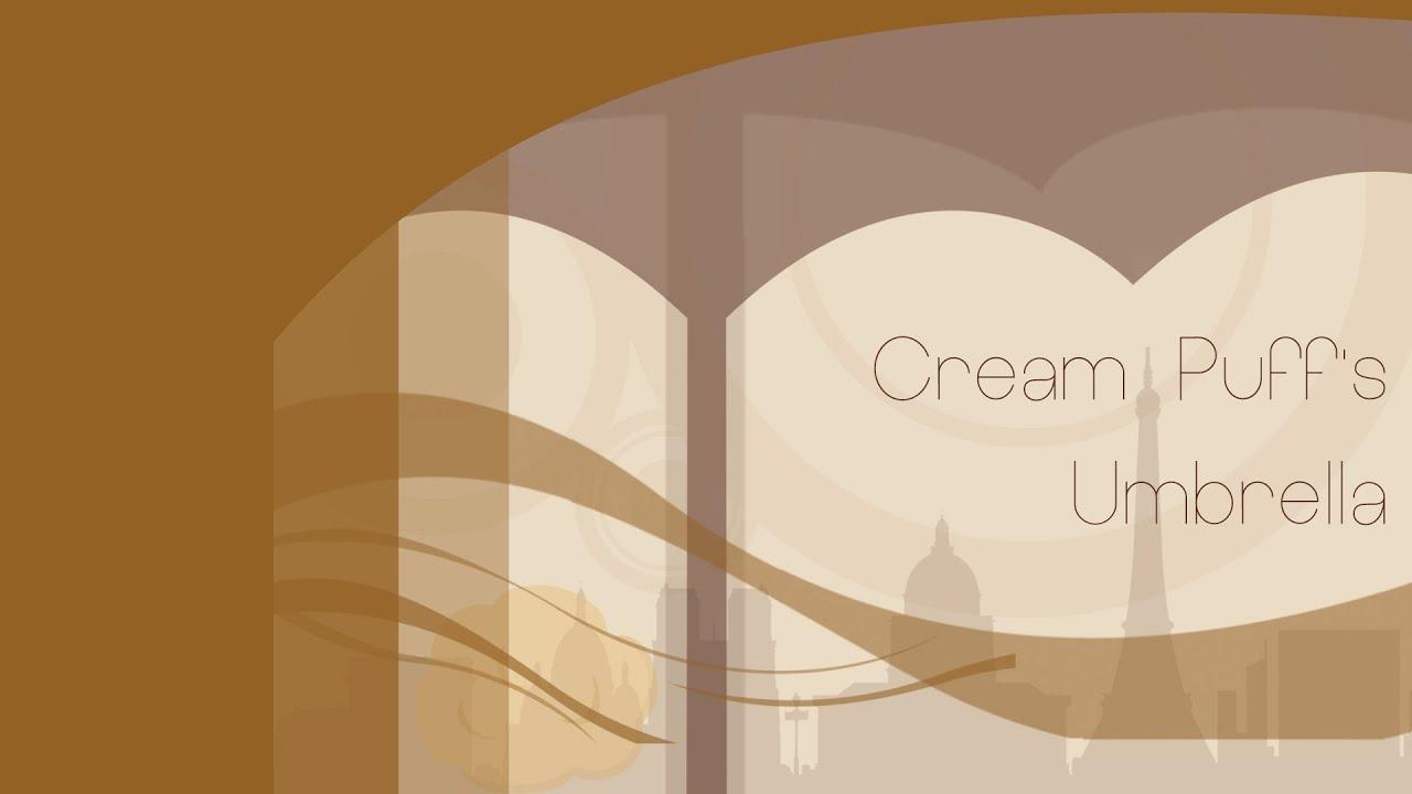 a_hisa - Cream Puff's Umbrella