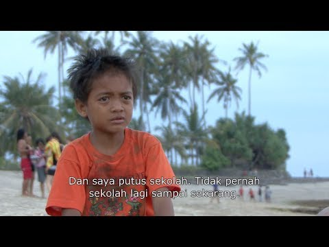 Film tentang anak jalanan - Little Treasures of Lombok