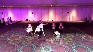 Brian Friedman Choreography IN THE BUILDING Pulse On Tour Vegas