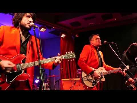Heroes - Gran Wyoming y Los Insolventes - Cafe Berlin DIC 2016