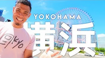 Top 10 Things to DO in YOKOHAMA Japan