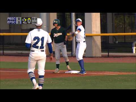 EFSC- Baseball PBSC vs. EFSC  - Feb. 28, 2017