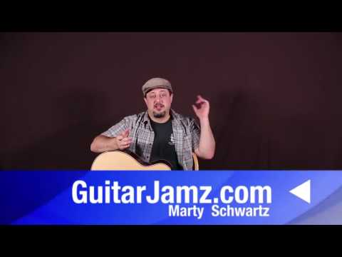 Cowboy Chords plus a Guitar CHEAT! - Barre Chord starter trick for beginners