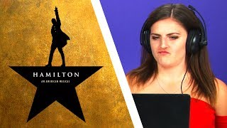 Irish People Watch Hamilton For The First Time