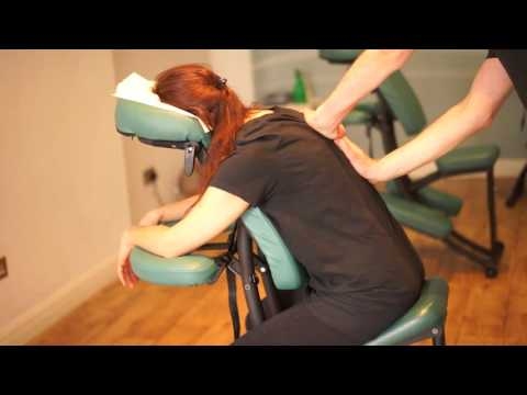 Joanna: Chair Massage by Milan Maha