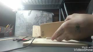 как сделать айфон 7 из дерева