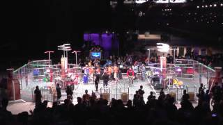2017 St. Louis FRC World Championship - Einstein Finals 2