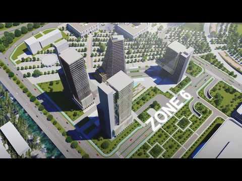 Tashkent city presentation