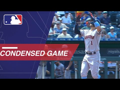 Condensed Game: HOU@KC - 6/17/18