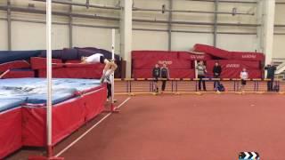 Рекорд России среди юношей 10-11 лет в прыжках в высоту 154см. Шиповка Юных Казань 2017