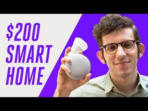 How To Make A Smart Home For $200