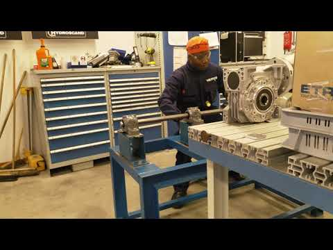 Workshop Experience (Mechanical Fitter)