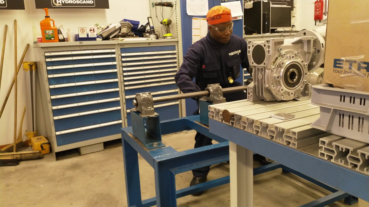Workshop Experience  Mechanical Fitter