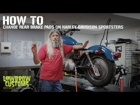 How To Harley-Davidson Sportster  Dyna Springtime Motorcycle