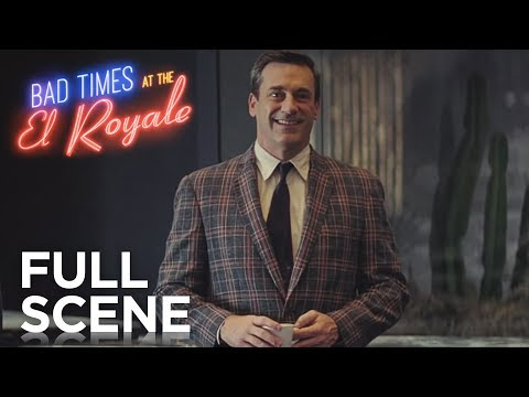 Bad Times at the El Royale | Extended Preview - Watch 10 Full Minutes | 20th Century FOX