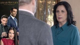 Por Amar Sin Ley 2 - Capítulo 86: Nicolás le pone un alto a Lucía - Televisa