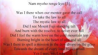 SGI Song- Eagle peak ( Was I there?)