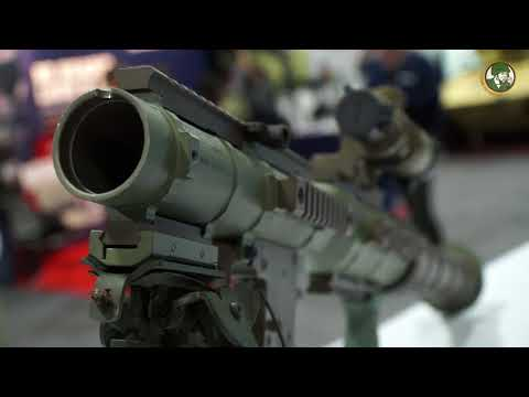 AirTronic from United States PSRL-1 and GS-777 new anti-tank weapon able to fire RPG-7 rockets
