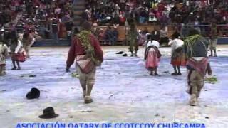 CAMPEONES DEL PUKLLAY  2013 EXPRESION CULTURAL ORIGINARIO QATARIY CCOTCCOY-CHURCAMPA-HUANCAVELICA