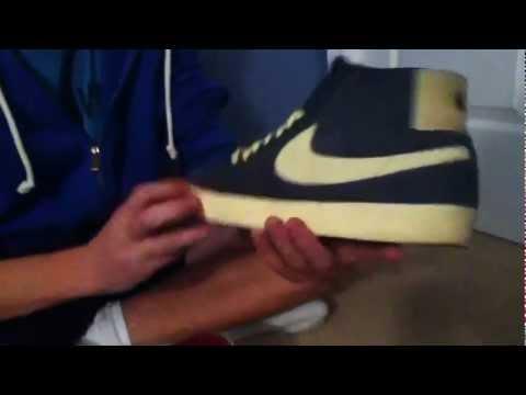 Nike SB Blazer Halo Team Red Review thumbnail