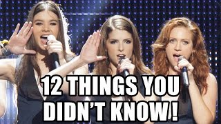 12 Things You Didn't Know About Pitch Perfect 2