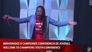 CHAMPIONS Youth Conference (CAMPEONES Conferencia de Jóvenes)