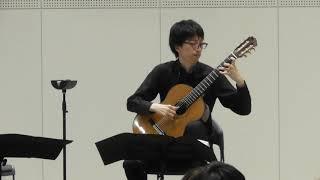 「Sonata Romanticaより第4楽章」(M. M. Ponce)