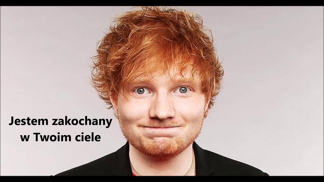 Download Ed Sheeran Shape of You TŁUMACZENIE PL