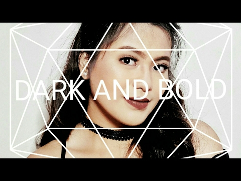 pixy-lip-cream-series-(06-bold-maroon)-|-dark-and-bold-makeup-tutorial-by-miss-noella