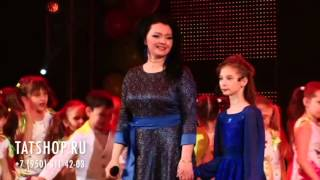 Эльмира Сулейманова Диана Крапивина Ярата сүзсез генә песня на татарском языке