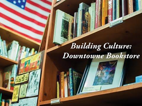 Building Culture: Downtowne Bookstore