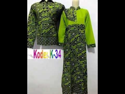Video Gamis Batik Non Kombinasi
