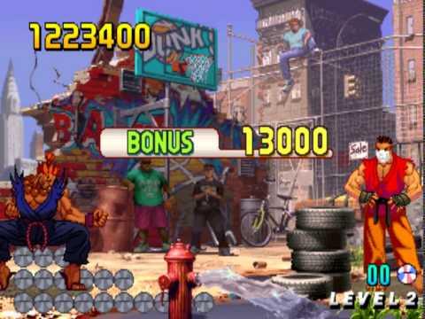 #88 Street Fighter III Third Strike Boss Hack (2/2): Shin Akuma playthrough