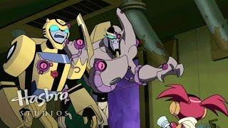 Transformers: Animated - Sari Versus the Space Barnacles