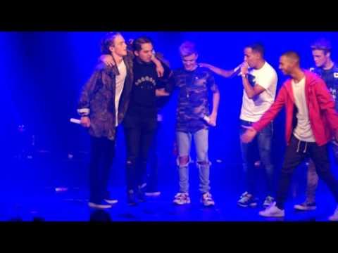 B-Brave deel 1.3 Melkweg 12-06-2016 Release party EP LOS, Amsterdam.