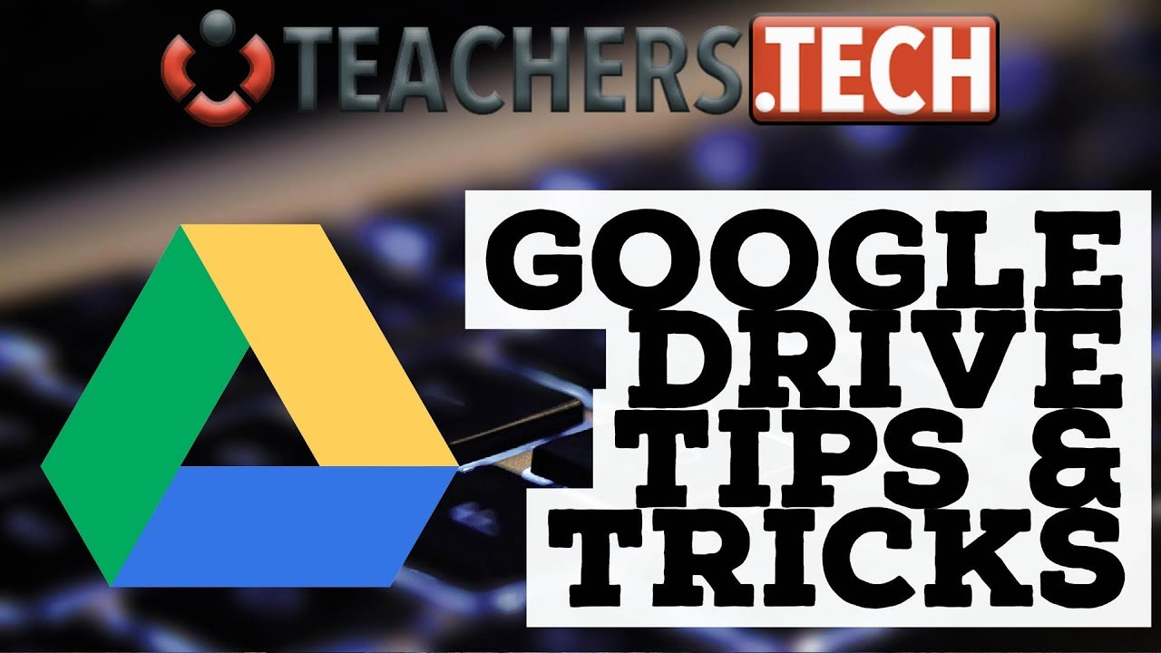 7 Google Drive Tips & Tricks You're Probably Not Using