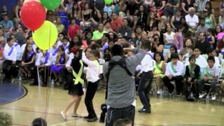 2013 Best Foot Forward Ballroom Dance Competiton