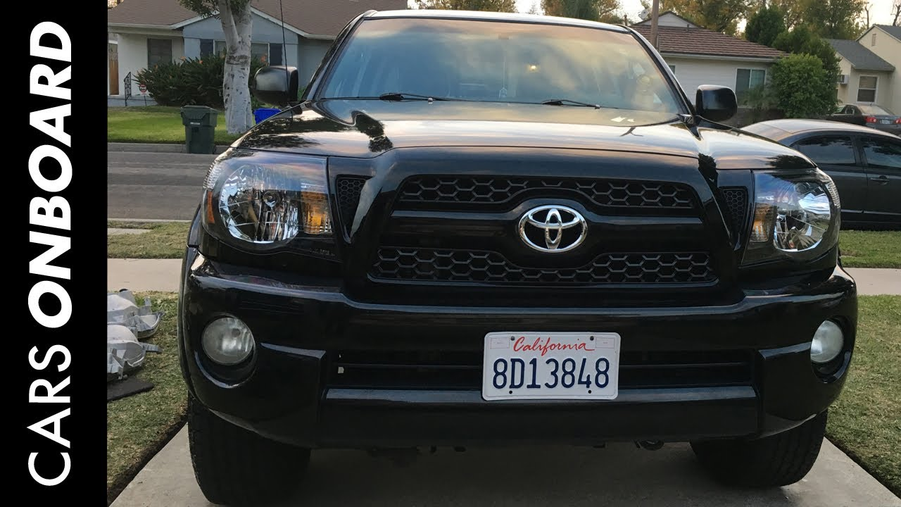 For 2005 2009 Toyota Tacoma Chrome Mesh Grill Grille Brand