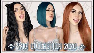 Wig Collection Haul 2020 ✧ Hαуℓeу Brooкe