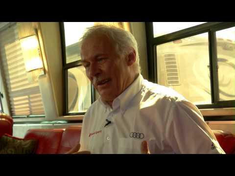 Audi Sport's Ulrich Baretzky Interview - /DRIVE UNCUT