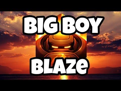 Big Boy Blaze - Heroes of the Storm Firebat in Hero League - Kiyeberries ranked