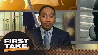 Stephen A. Smith has major updates on Kawhi Leonard free agency | First Take | ESPN