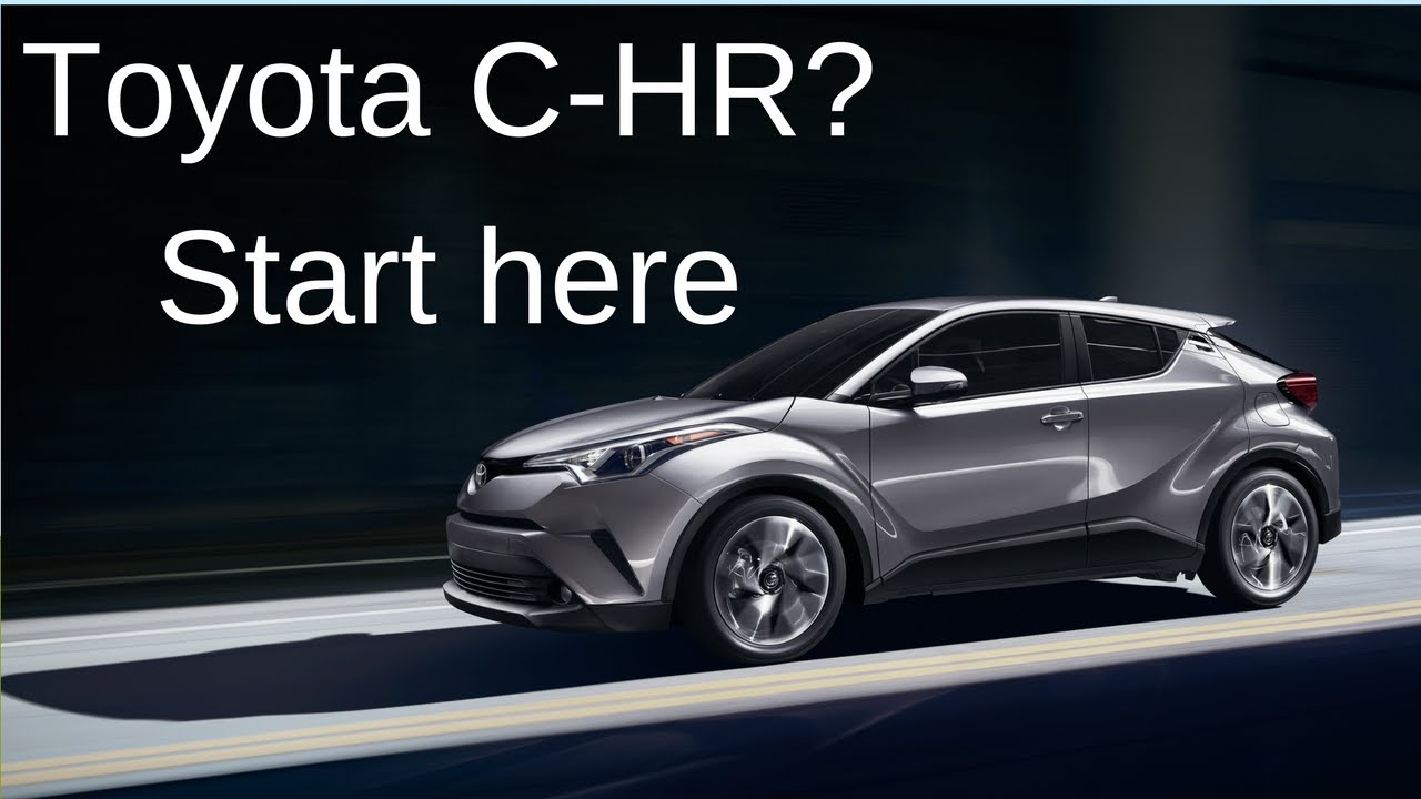 2018 toyota c hr crossover at smart motors madison wi