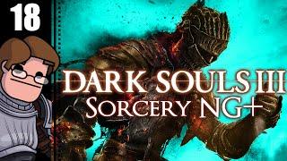 Let's Play Dark Souls 3: Sorcery NG+ Part 18 - Sirris vs Hodrick