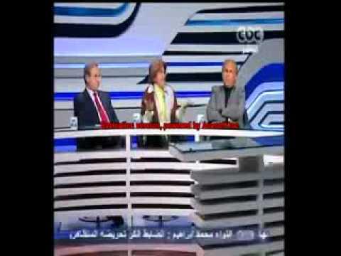 إفحام حازم صلاح ابو اسماعيل لفريدة الشوباشي