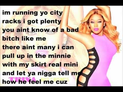 Trina - Round of Applause Lyrics
