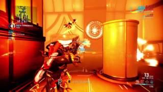 Warframe Tower 3 Mobile Defense Gameplay